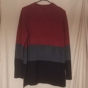 French Connection NWT Colour Block Knit Sweater